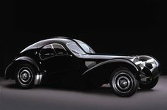 1938 Bugatti Type 57SC Atlantic - 25 Stunning Art Deco Cars | Complex