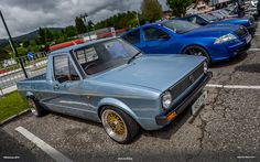 Another Mk1 from 2014 Worthersee.