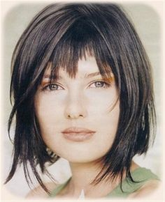 Medium Layered Bob Hairstyles ~ http://wowhairstyle.com/popular-medium-layered-bob-hairstyles/