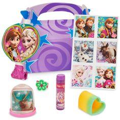 Disney Frozen - Party Favor Box