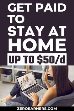 Want to get paid to stay at home? Yes? Here are some of the best ways to get paid to stay at home. #stayathomejobs #housesitter #housesitterjobs #sittingjobs #jobs #workathomejobs #makemoneyonline #parttimejobs #sidehustles #extramoney #workfromhomejobs