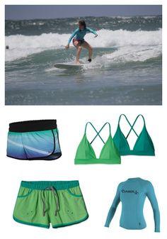 "spring break ""surf essentials"" packing list from adventuretravelmom.com #patagonia #hurley #roxy #honeygirl"
