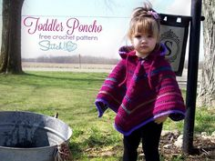 I was given the challenge to create the perfect hooded toddler poncho. After searching online for WEEKS and not having much luck finding a hooded crochet poncho.. I knew I was left with no choice but to write one out. Luckily, the person who wanted the poncho guided me with the wonderul directions of this …