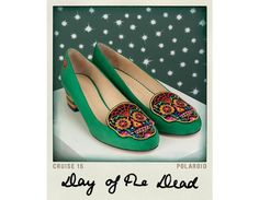 DAY OF THE DEAD - Charlotte Olympia - USD