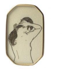 Melanie Bilenker brooch