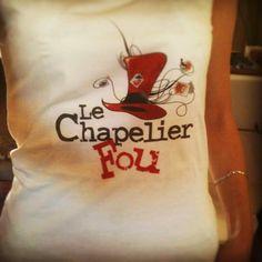 T-shirt Chapelier Fou
