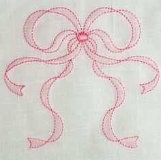 SE1001 Beautiful Bows – KLD Embroidery Designs