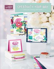 Sara Levin | theartfulinker.com Click the picture to request a 2017-18 Stampin' Up! Annual Catalog and to see more of Sara's Designs. Handmade cards, rubberstamps, cardmaking, stampinup, stamping, saralevin, theartfulinker