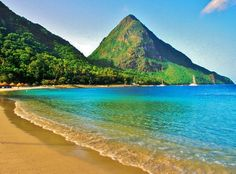 St Lucia - Pigeon Island
