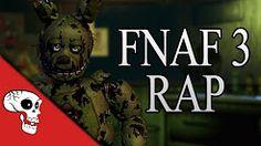 "FIVE NIGHTS AT FREDDY'S RAP ""ANOTHER FIVE NIGHTS"" ANIMACION EN ESPAÑOL - YouTube"