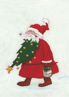 Weihnachtsbart