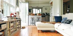 Frank Muytjens' home in Hillsdale / photo by Tariq Dixon