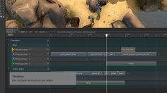 Unity for artists and designers – Timeline