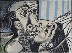 """Após temporada no Tomie Ohtake, em São Paulo, mais de 130 obras de Picasso recheiam a Caixa Cultural na exposição """"Picasso: mão erudita, olho selvagem""""."""