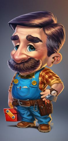 mr constructor on Behance