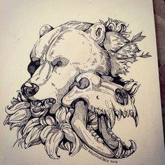 Mordu by WolfSkullJack on DeviantArt