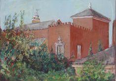 oleo/carton Painting, Gardens, Painting Art, Paintings, Painted Canvas, Drawings
