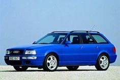 Ficha técnica completa do Audi RS2 Avant 2.2 1995