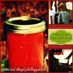 Here is a great recipe for a Honey Catalina Salad Dressing from the RosevineCottageGirls.blogspot.com.  Great for your summer salads.  Easy, healthy and great tutorial