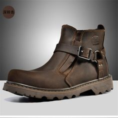 ==> [Free Shipping] Buy Best MJMOTO Men waterproof leather Motorcycle Boots Vintage motorbike protective Motorcycle boot motorcyclists street Riding shoes Online with LOWEST Price | 32637304270