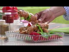 Vidéo Choumicha : Brochettes de poulet + citron confit