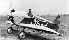 ヘンリー・フォードの飛行機を大衆に持って行こうとする試み - 「フライングFlivver」| オールドモーター