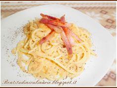 Ricetta Spaghetti alla crema di zucca e speck da Shion80 - Petitchef