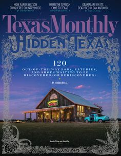 Covering Texas news, politics, food, history, crime, music, and everything in between for more than forty years.