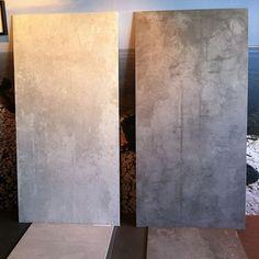 75 x 150 #tungt #stort #klinker #betong #grå #kakel #tiles #refin #inspiration #bad #badrum #porcelain #floortiles #granitkeramik #nyhet #home #interior #big #ceramic Compact Living, Sweet Home, Relax, Bathroom, Interior, Projects, Instagram, Granite Counters, Washroom