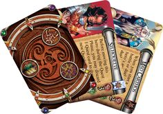 Fantasy Flight Games [Runewars - Description] - Leading publisher of board, card, and roleplaying games.