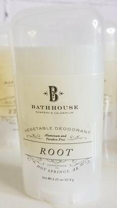 Vegetable Deodorant - Root