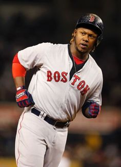Boston Red Sox Hanley Ramirez runs the bases after hitting a fifth-inning, solo home run off New York Yankees starting pitcher Masahiro Tanaka in a baseball game in New York, Sunday, April 12, 2015. (AP Photo/Kathy Willens) Boston Red Sox Team Photos - ESPN