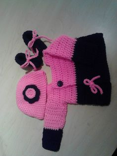 Free shipping Baby girl sweater hat and by MrsSchafferCreations, $30.00