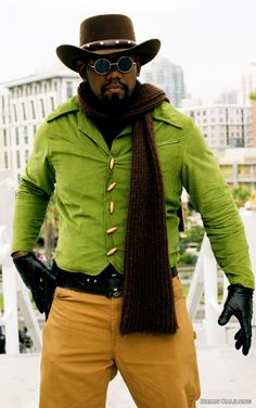 cosplay ideas costume ideas django unchained black goth nerd love misfits punk halloween costumes comic con