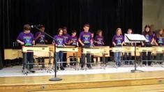 FES Orff Ensemble Mbira Jam at Texas Gulf Coast Orff Festival Performanc...