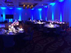 Hyatt Regency Bethesda I Bar Mitzvah I Crystal Ballroom I Blue Bird Magnolia
