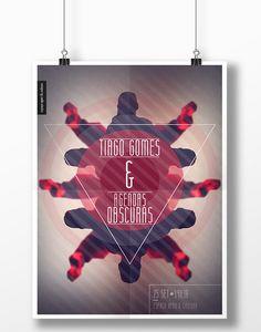 Poster for Espaço APAV & Cultura