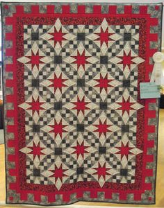 Quilt Inspiration: Pieced Quilts! Highlights of the 2014 River City Quilters' Guild Show - Day 3