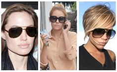 Ray-Ban RB3025 Aviator Sunglasses Collection. Angelina Jolie, Emmanuelle Khanh and Victoria Beckham.  http://www.amazon.com/gp/search/ref=as_li_qf_sp_sr_il_tl?ie=UTF8&camp=1789&creative=9325&index=aps&keywords=Ray-Ban%20RB3025%20Aviator%20Sunglasses&linkCode=as2&tag=pinterest0f22-20