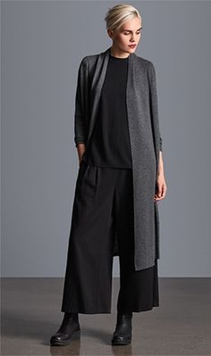 Free Standard Shipping on Continental US Orders - Casual & Elegant Clothes at EILEEN FISHER | EILEEN FISHER FW 2018