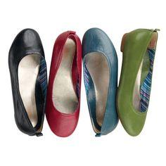 Aetrex Erica Ballet Flats