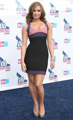 Demi Lovato photo 1275 of 4594 pics, wallpaper - photo - Hottest Female Celebrities, Beautiful Celebrities, Beautiful Actresses, Celebs, Demi Lovato Legs, Demi Lovato Body, Demi Lovato Pictures, New Years Eve Dresses, Hollywood Fashion