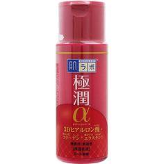 ROHTO Hada Labo Gokujyun α 3D Hyaluronic Acid Milky Lotion Aging Care 140ml FS #HadaLabo