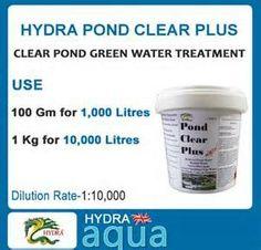 Hydra Pond Clear Plus