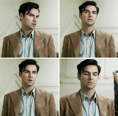 Aidan Turner Philip Lombard, Pride & Prejudice Movie, Being Human Uk, Then There Were None, Aiden Turner, Before The Fall, Out Of Touch, Perfect People, Colin O'donoghue