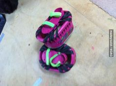 1990s Ankle-Breakers I used to have some of these! (Moon shoes)