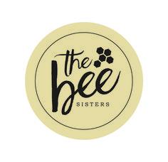 The Bee Sisters - Beekeeping Custom Logo Design, Custom Logos, Beekeeping, Sisters, Honey, Tips, Advice, Daughters, Big Sisters