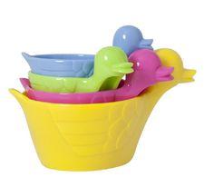 Measuring ducks (cups/spoons)