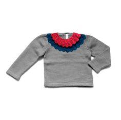 Coco Sweater   Grey