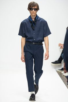 Margaret Howell Spring 2016 Menswear - Collection - Gallery - Style.com